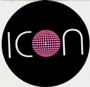 CONFESSIONS - OFFICIAL ICON LOGO SLIPMAT
